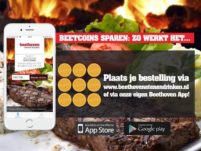 Beethoven app voor Smartphones